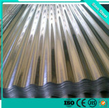 Gi Zinc 180 Coated Corrugated Steel Plate Galvanized Roofing Sheet for Building