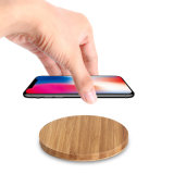Mobile Charger Qi Wireless Charger for Smart Cell Phone