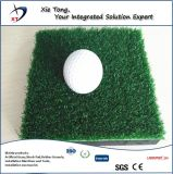 Synthetic Turf Grass Indoor Use Golf Hitting Mat
