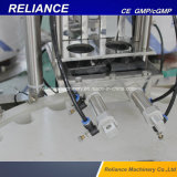 Reliance 1oz Amber Glass Spray Bottle Liquid Filling Packing Machine