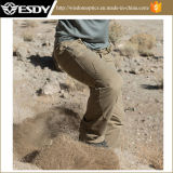 Tan Color Mountaineering Commander Tactical Pants Outdoor Sports Trousers