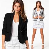 Cheap Wholesale Slim Casual Women Business Suit (1245)