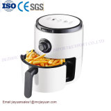 Adjustable Temperature Air Fryer Electric No Oil Cooking Fryer