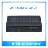 Original Satellite Smart TV Box DVB S/S2 Twin Samsung Tuner Zgemma Start 2s