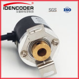 Adk K38L5 Outer Dia. 38mm Half Shaft Dia 5mm NPN 2000PPR Incremental Rotary Encoder