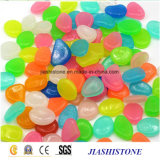Jiashi Hot Products Colorful Glowing Pebbles for Artificial Stone