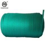 Impa Polyester Cover 12 Strand Synthetic UHMWPE/Hmpe Nylon Marine Towing Rope for Mooring Offshore and Ship