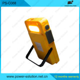 3 Kinds Lighting Portable Emergency Solar Mobile Power Charger