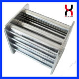 Magnetic Shelf Neodymium Magnetic Filter for Plastic Injection Machines