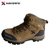 New Top Quality Men's Cow Leather Trekking Hiking Shoes