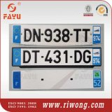 Aluminum Car Number Plates with Reflective Sheet