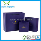 Customized Paper Gift Bag Packaging Printing