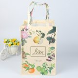 Promotional Logo Printed Shopping Non Woven Bag with Strong Handle