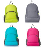 Wholesale Big Capacity Nylon Folding Traveling Bag 20L Hiking Backpack