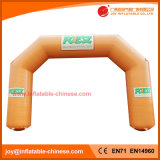 Outdoor Advertising Inflatable Entrance Finish Line Arch (A1-004)