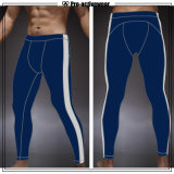 Compression Tights Men Running Pants Exercise Tight