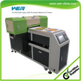 Lowest Price A2 UV Flatbed Inkjet Printer with White Ink