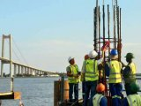 Large Pile Testing Steel Sonic Logging Test Pipe for Bridge Construction Check