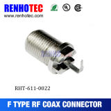 Factory Supply F Male Female Connector for PCB Board and Cable Assembly