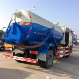 Factory Direct Sale Suction Sewage Truck