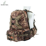 Wholesale New Style Outdoor Sport Fanny Pack Waterproof Camouflage 2 in 1 Waist Pack Hunting Backpack