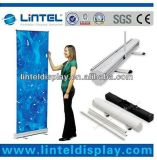 Aluminum Roll up Banner Stand with Single Foot