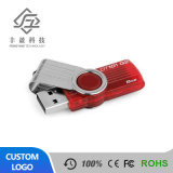 Promotional Gift Wholesale Bulk Cheap USB Stick Swivel Flash Drive