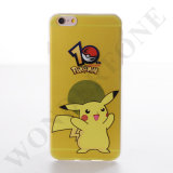 New Fashion Pokemon Go TPU Case for iPhone 7