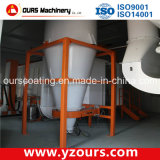 Powder Coating Machine with Large/Mono Cyclone Recovery System