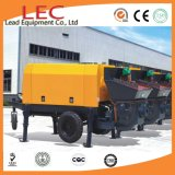 China Supplier Small Motor Cement Pump Truck