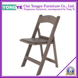 Grey PP Resin Folding Chair for Event