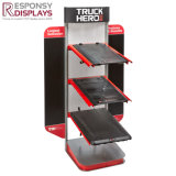 Moderate Price Metal Floor Accessory or Hammer Drill Display Racks with Hooks