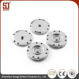High Quality EU & Us Round Monocolor Individual Snap Metal Button