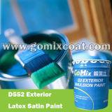 Exterior Satin Latex Paint