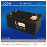 Lead Acid with Mf Battery Dry Charged Battery JIS100