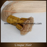 Wholesale European Remy Fusion Hair Extensions Flat Tip