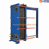 Replaceable M3, M6, M10, M15 Famous Brand Spare Parts, Gasketed Plate Heat Exchanger