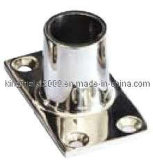 Stainless Steel Saniatary Fittings Outlet / Bright Annealed Joint Fitting