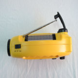 FM/Am/Sw Emergency Yellow Mobile Charge Radio (HT-898)
