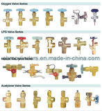 Different Types of Gas Cylinder Valves