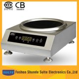 SL35-Ta2 Induction Wok Cooker with Ce Approved