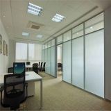 Cheap New Acid Etched Tempered Shower Glass