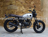 Euro4 125cc Efi Street Legal Retro Motorcycle/Vintage Motorcycle/Cafe Racer Motorcycle/Classic Motorbikes/Scrambler Motorcycle ECE/EEC/Coc Inverted Fork, CBS