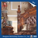 B232 Ruifuxiang Antique Style Bedroom Furniture Bed