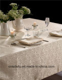 Best Price Polyester Fancy Wedding Table Cloth for Wedding Party