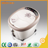 Hot Sale Foot Massage Machine Feet Bath SPA Vibration with Convenient Unicersal Wheel