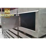 Standing Stainless Steel Exterior Locking Mailbox