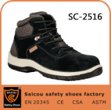 High Cut Safety Shoes Work Boots Industrial Shoes Sc-2516