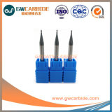Solid 2 Flutes Ball Nose Carbide End Mill