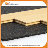 Sound-Insulation Underlayment Rubber Sheet Mat for Indoor Room